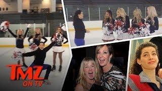 Nancy Kerrigan Hangs Out With Other Hated Ladies   TMZ TV