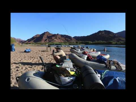 Orange River Trip