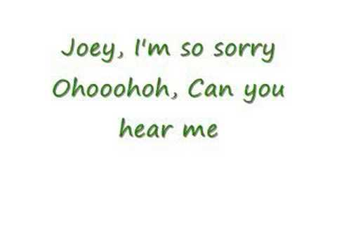Sugarland-Joey lyrics