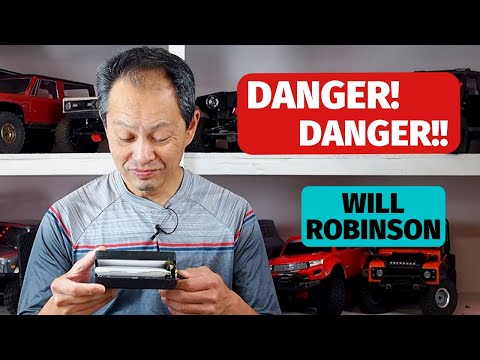 Lipo Battery Safety - Puffy batteries and other lipo dangers