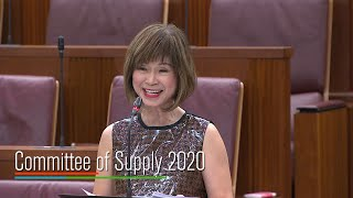 Seizing Opportunities In Building A Sustainable Singapore: Sms Dr Amy Khor