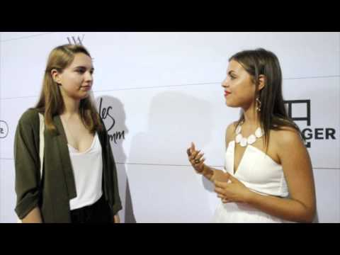 Diana from Cruel Thing Interview for BeINapp at MBFWB 2015