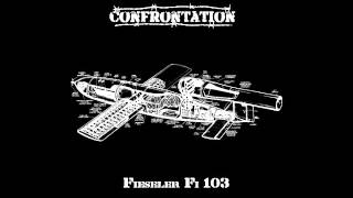 Confrontation Fieseler Fi 103 full album