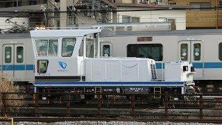 小田急電鉄・保線車両(Odakyu Electric Railway)