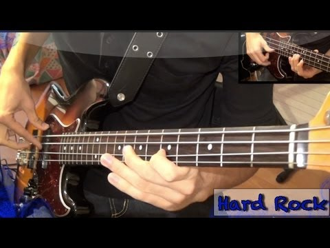 Download Youtube: Explosive Hard Rock Bass solo