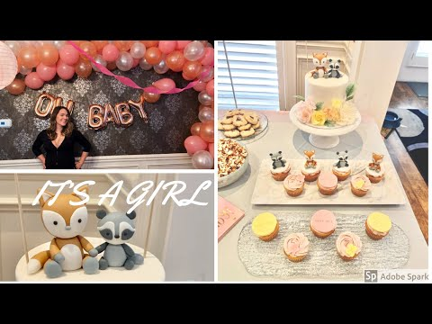 SURPRISE BABY SHOWER FOR MY SISTER!!?!