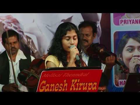 BHARATHI KANNAMMA by ANANTHU & ALKA AJITH in GANESH KIRUPA Best Light Music Orchestra in Chennai