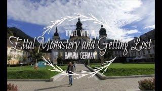 Ettal Monastery | Travel With Me | Bavaria Germany
