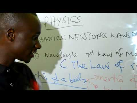 Physics lectures from UDSM, UDOM, SAUT