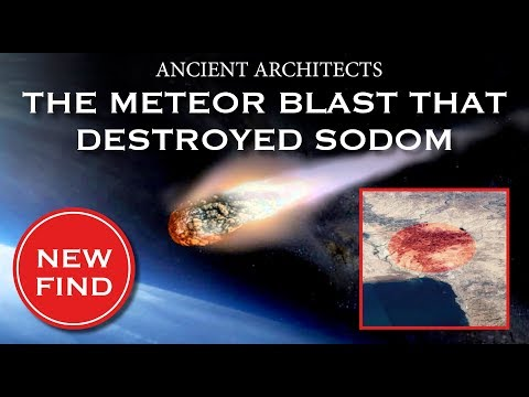 DISCOVERY: The Meteor Blast That Destroyed the Biblical Sodom | Ancient Architects