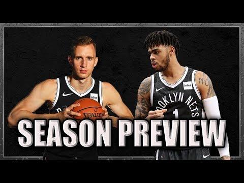 Brooklyn Nets 2018-19 Season Preview (30 Teams in 30 Days)