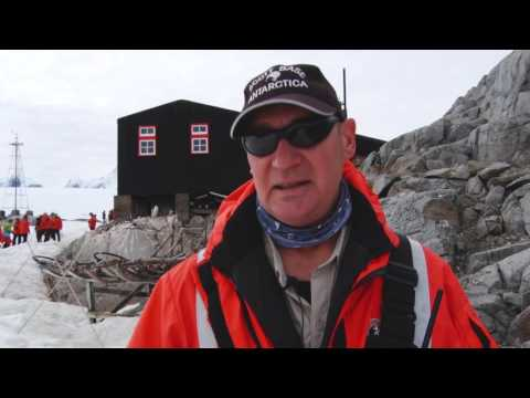 Tour Antarctica's Port Lockroy