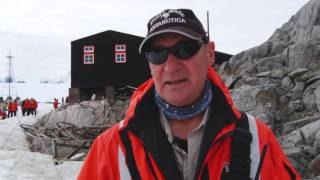 Tour Antarctica's Port Lockroy