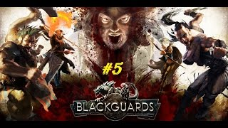 Blackguards Special Edition - PART#5 /// gameplay cz