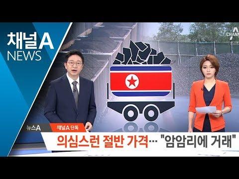 [단독]북한산 추정 석탄 2만 톤에 14억…제재 뚫은 절반 가격