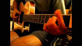 Bad Romance - Lady Gaga (fingerstyle guitar)