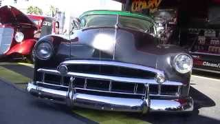 2013 SEMA Show Video Coverage: 1950 Chevy Custom Video V8TV