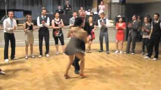 London Jitterbug Championships 2011 - Jack & Jill - Final