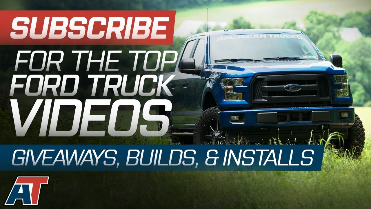 F F  Asubscribe For Daily Ford F Videos Win Free F Parts Builds Off Roading  F F  A