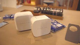 ブラザー工業の子会社ブラザー販売は、スマートフォンで作成したラベル...