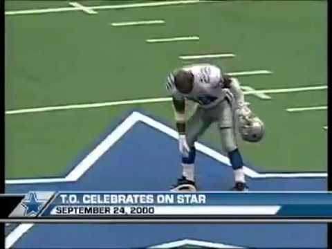 Terrell Owens gets decked
