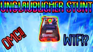 Unglaublicher Golf Kart Stunt! | Top 10 Fortnite Clips