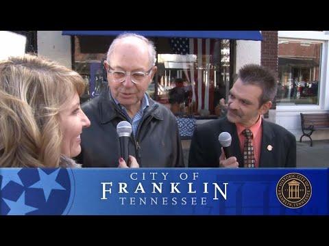 Franklin Veterans Day Parade 2017