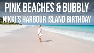 Repeat youtube video Pink Beaches & Bubbly - Nikki's Harbour Island Birthday (Sailing Curiosity)