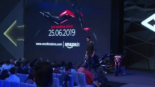 India's 1st AI-enabled Motorcycle Launch Event | Watch the Livestream Today, 01:00PM | Revolt Motors