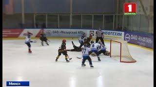 Плей-офф международного детского турнира по хоккею World Selects стартует в Минске