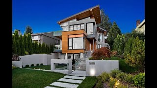 Magnificent home in British Properties featuring STUNNING VIEW OF CITY, OCEAN & LIONSGATE BRIDGE