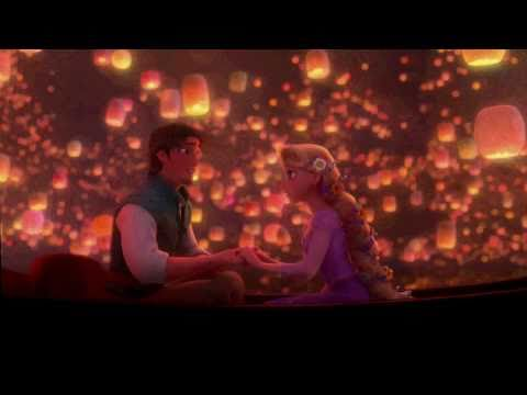 "Disney's Tangled/Rapunzel - ""I See The Light""  - Music Scene (1080p HD)"