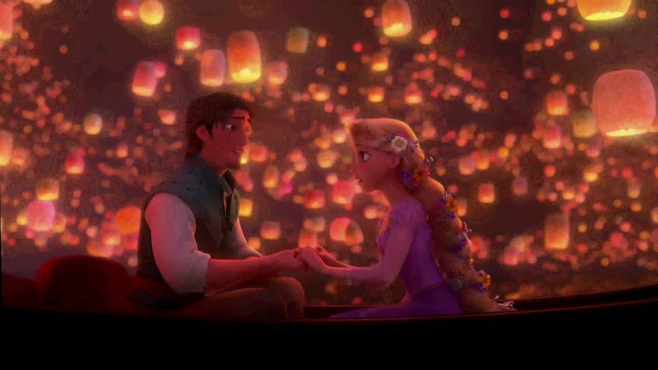 Disneys Tangled Rapunzel