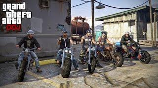 GTA 5 Roleplay - DOJ 144 - When One Runs, We All Run (Criminal)