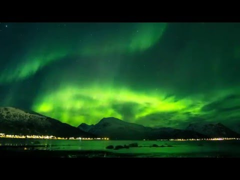 Emergence of the Northern Lights: Vesterålen, Norway, 2016 | 4k