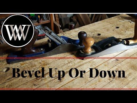 Low Angle Jack Plane Vs High Angle Bailey Pattern Hand Plane Hand Tool Woodworking
