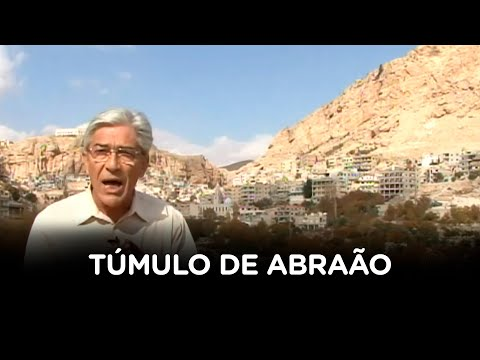 Túmulo de Abraão é visitado por pessoas de diversas partes do mundo