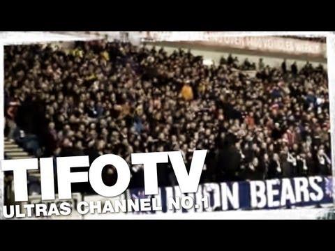 UNION BEARS. .. CHANT 'SUPER RANGERS' - Ultras Channel No.1
