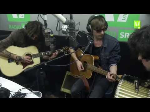 Navel «Where Have You Been» – Live bei SRF Virus