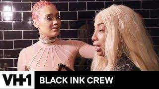 Donna & Sky Hug It Out | Black Ink Crew