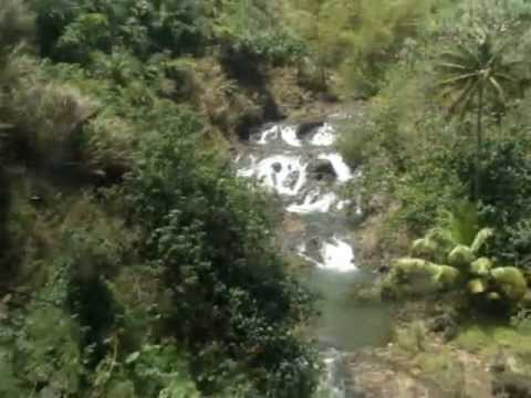 Cable Car Ride to Talafofo Falls in Guam