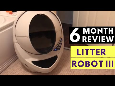 Litter Robot III Open Air Review (after 6 Months)
