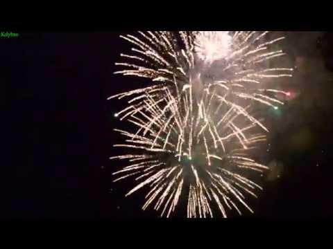 Fireworks Silkeborg Regatta dag 4/4