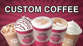 How Make Custom Iced Coffee Sheetz