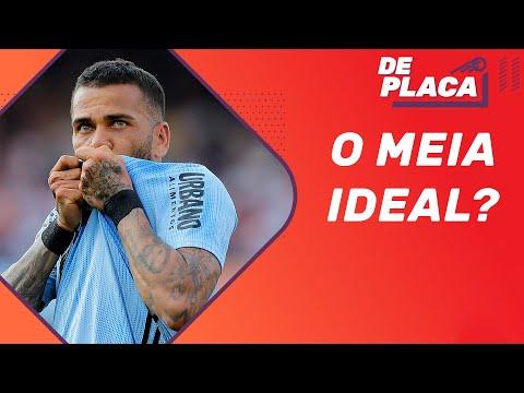 Rodada com estreia de Dani Alves e derrota do PSG | De Placa (19/08/2019)