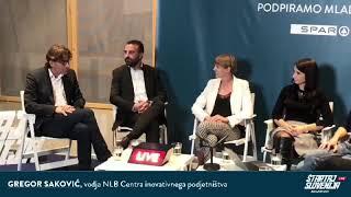 ŠTARTAJ SLOVENIJA Roadshow - LIVE - 1. oddaja (La Popsi)