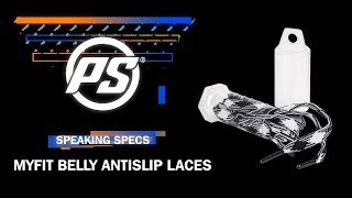 MYFIT Checker Laces - Powerslide Speaking Specs