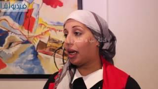 """بالفيديو: سفيرة السلام وعضو لجنة المرأة المصرية الدائمة """"لابد أن نهتم بثقافة وتعليم المرأة """""""