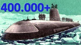 Затонувшие атомные подводные лодки