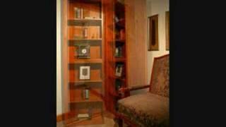 Bi-fold Bookshelf